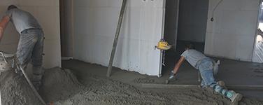Cementdekvloeren